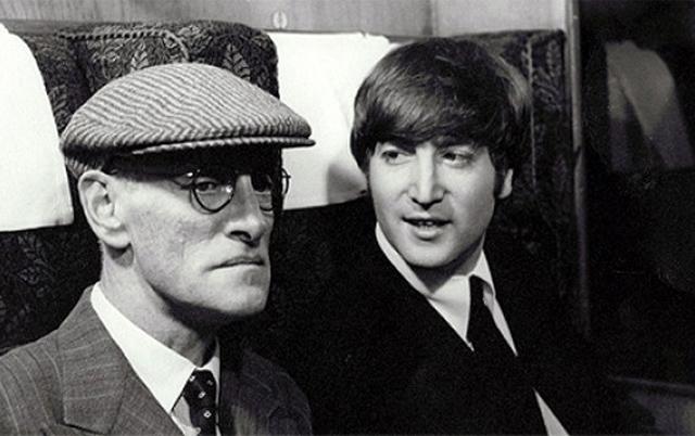 Wilfred Brambell, John Lennon