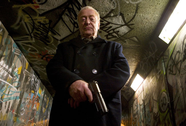 Dirty Harry: Michael Caine Confronts Evildoers in 'Harry Brown'