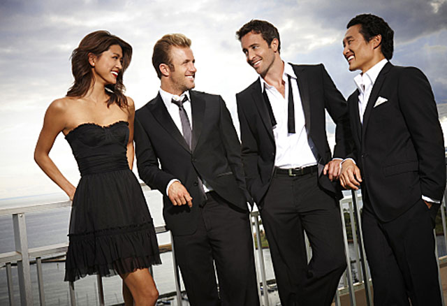 Police Ball?: The Gang Goes Formal in 'Hawaii Five-0'