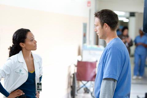Jada Pinkett Smith, Michael Vartan.
