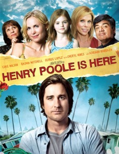 Henry Poole is Here was released by Anchor Bay Home Video on January 20th, 2009.