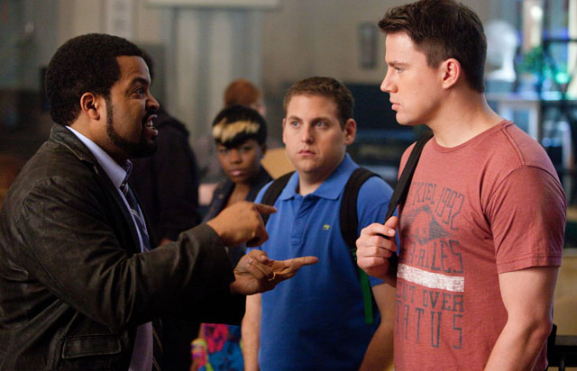 Back to School: Ice Cube Instructs Jonah Hill and Channing Tatum in '21 Jump Street'