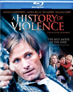 A History of Violence Blu-Ray