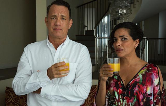 Tom Hanks, Sarita Choudhury