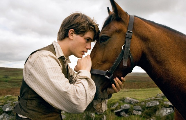 Jeremy Levine as Albert and Joey in 'War Horse'