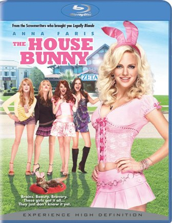 Blu-Ray Review: Anna Faris Shines in 'The House Bunny' But ...