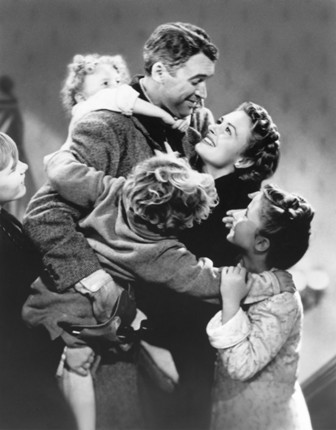 Frank Capra's It's a Wonderful Life will screen at the 27th Annual Music Box Christmas Show.