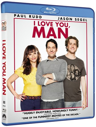 I Love You, Man was released on Blu-Ray on August 11th, 2009.