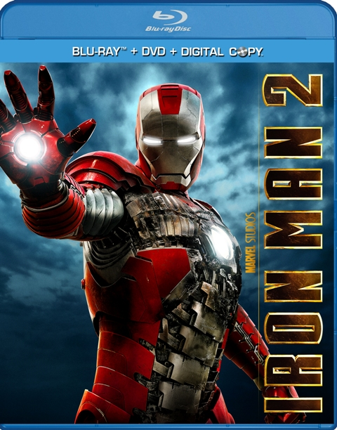 Iron Man 2 Blu-Ray/DVD