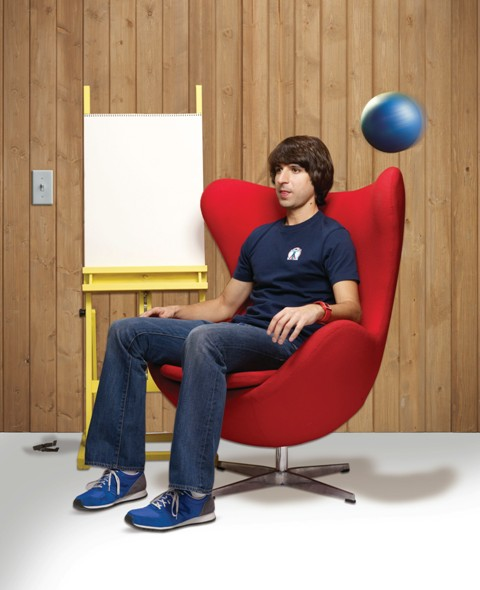 Important Things With Demetri Martin: Season One was released on DVD on September 8th, 2009.