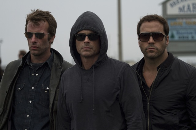 Thomas Jane, Rob Lowe and Jeremy Piven in I MELT WITH YOU, a Magnolia Pictures release.