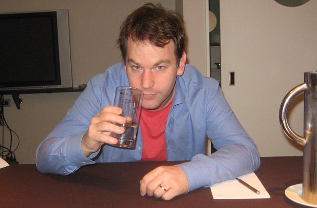Mike Birbiglia Toasts Chicago in  2012