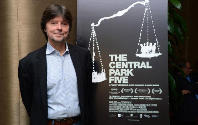 Ken Burns Represents 'The Central Park Five'