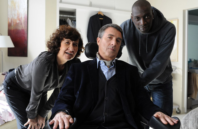 Anne Ke Ny (Yvonne) is Out of Her Shell with Francois Cluzet and Omay Sy in 'The Intouchables'