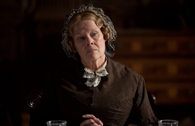 Nothing Like Dame: Judi Dench as Mrs. Fairfax in 'Jane Eyre'