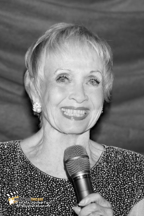 Classic: Jane Powell for Turner Classic Movies, in Chicago on March 24th, 2011