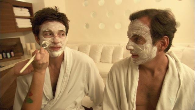 Jason Bateman and Will Arnett are featured in Morgan Spurlock's Mansome.
