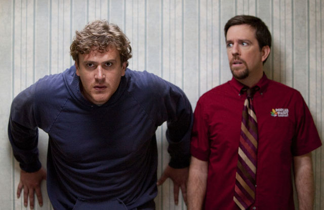 Jason Segel and Ed Helms are Brothers in 'Jeff, Who Lives at Home'