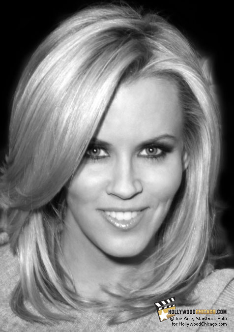 The Naked Truth: Jenny McCarthy at her Appearance at Borders in Oakbrook, October 11th, 2010