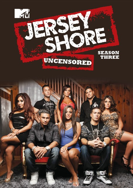 Jersey Shore Uncensored: Season Three was released on DVD on July 26th, 2011