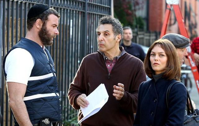 Liev Schreiber, Vanessa Paradis, John Turturro