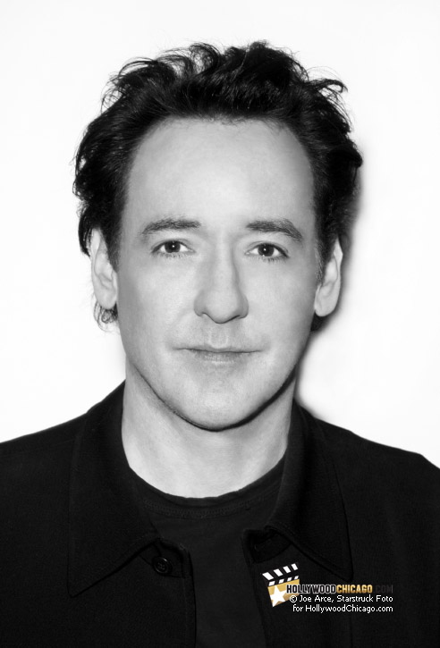 John Cusack at the April 15th C2E2 convention in Chicago.