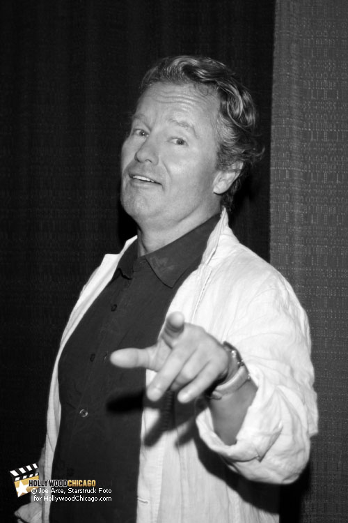 John Savage at the Wizard World Chicago Comic Con, August, 2010