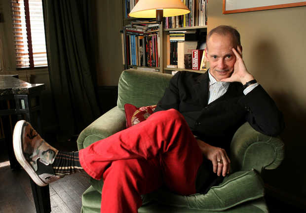John Waters will discuss how The Wizard of Oz changed his life at the Music Box on June 11.