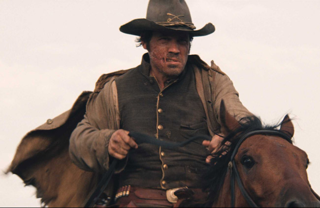 He's More Dead Than Alive: Josh Brolin as the Title Character in 'Jonah Hex'