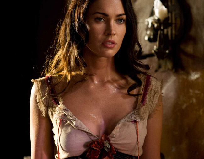 Our Eyes Like Candy: Megan Fox as Lilah in 'Jonah Hex'