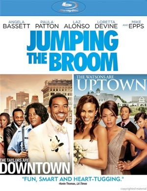 Jumping the Broom was released on Blu-Ray and DVD on August 9, 2011.
