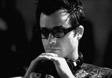 Justin Theroux as Adam Kesher in 'Muholland Dr.'