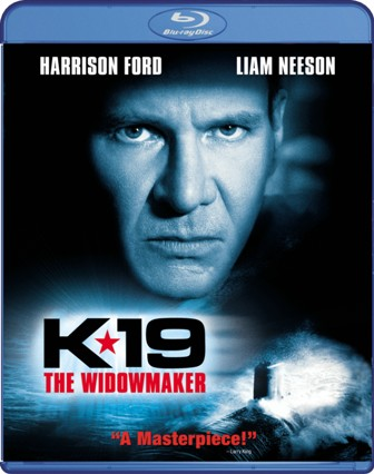 K-19: The Widowmaker was released on Blu-Ray on May 4th, 2010.