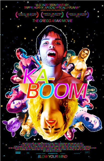 Kaboom opens Feb. 18 at the Music Box and is available through Video On Demand.