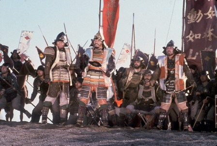 Kagemusha was released on Blu-Ray on August 18th, 2009.