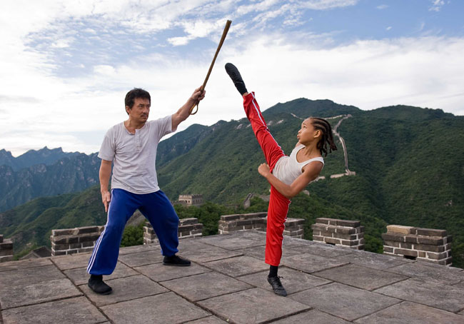 "The Karate Kid"" film review – Jackie Chan, Jaden Smith and ..."