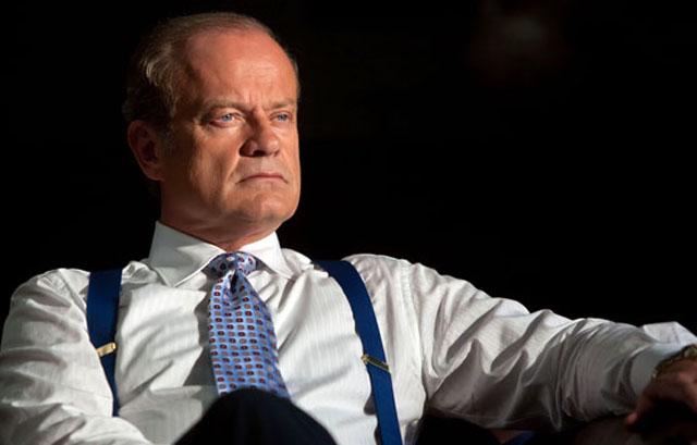 Kelsey Grammer of 'Boss' will be Honored in Chicago on April 19th