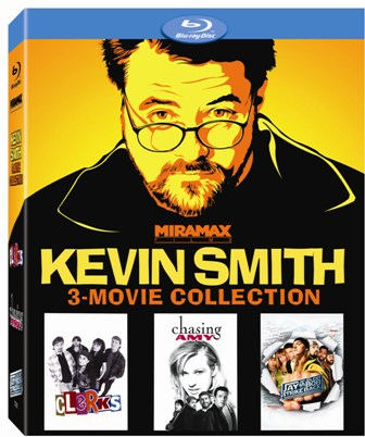 The Kevin Smith Collection featuring Clerks, Chasing Amy, and Jay and Silent Bob Strike Back was released on Blu-Ray and DVD on November 17th, 2009.