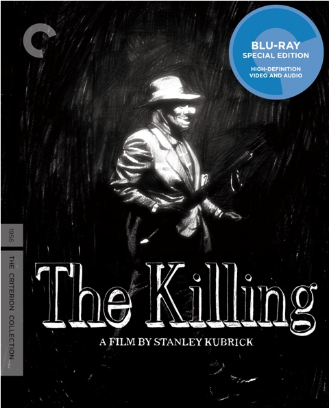 The Killing was released on Criterion Blu-ray and DVD on August 16th, 2011