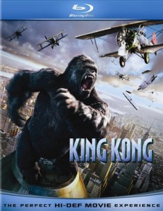 King Kong was released by Universal Home Video on January 20th, 2009.
