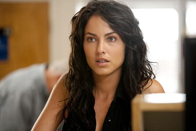 Conquering All: Bábara Mori as Natasha in 'Kites'