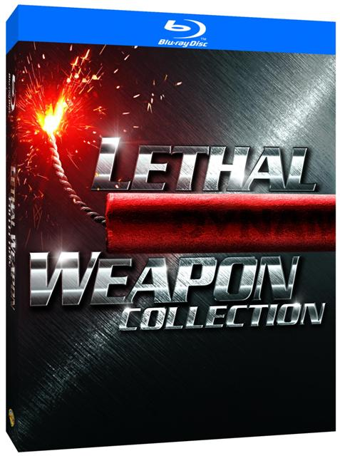 Lethal Weapon Collection was released on Blu-ray on May 22, 2012