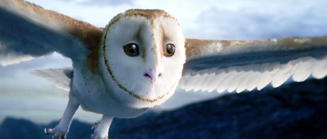Jim Sturgess voices Soren in Zack Snyder's Legend of the Guardians: The Owls of Ga'Hoole.