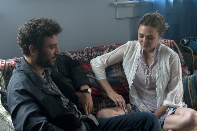Josh Radnor and Elizabeth Olsen star in Radnor's Liberal Arts.