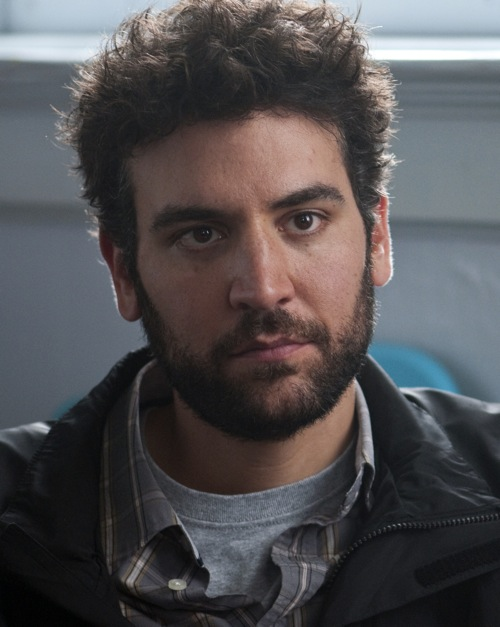 Writer and director Josh Radnor.