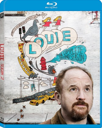 Louie: Season 2 was released on Blu-ray and DVD on June 19, 2012