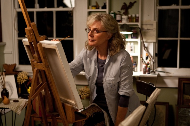 BLYTHE DANNER as Ellie in Warner Bros. Pictures' and Village Roadshow Pictures' romantic drama THE LUCKY ONE, a Warner Bros. Pictures release.