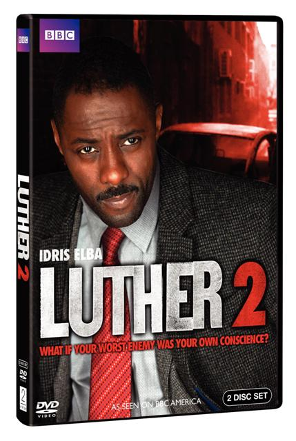 Luther 2 was released on DVD on October 25th, 2011