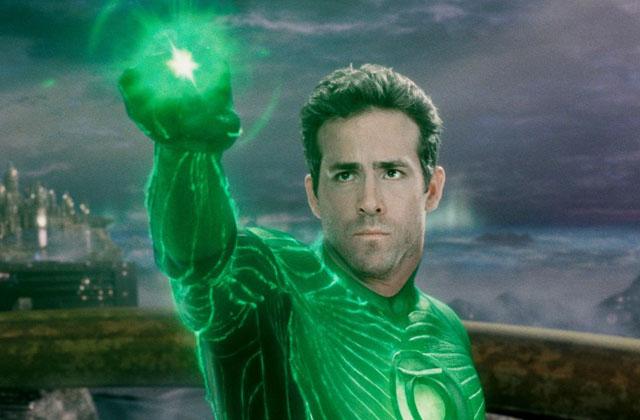 In Brightest Day...: Hal Jordan (Ryan Reynolds) is 'Green Lantern'