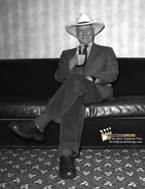 The Great J.R.: Larry Hagman, October 17th, 2009
